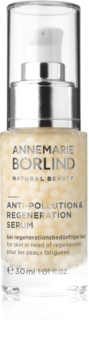 ANNEMARIE BÖRLIND Beauty Pearls regeneracijski serum, ki ščiti pred zunanjim onesnaženjem