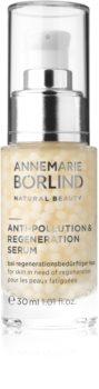 ANNEMARIE BÖRLIND Beauty Pearls регенериращ серум, защитаващ от външното замърсяване