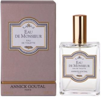 Annick Goutal Eau de Monsieur Eau de Toilette για άντρες