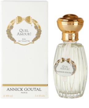 Annick Goutal Quel Amour! eau de toilette para mulheres 100 ml