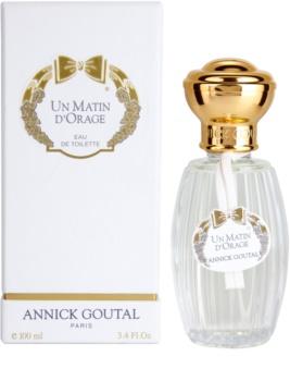 Annick Goutal Un Matin D'Orage eau de toilette hölgyeknek 100 ml