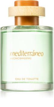 Antonio Banderas Meditteráneo Eau de Toilette Miehille