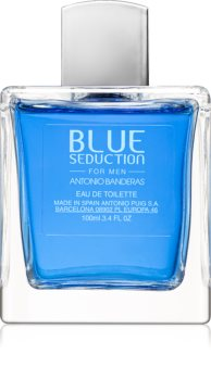 Antonio Banderas Blue Seduction Eau de Toilette til mænd