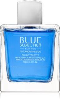 Antonio Banderas Blue Seduction Eau de Toilette voor Mannen