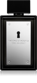 Antonio Banderas The Secret Eau de Toilette για άντρες