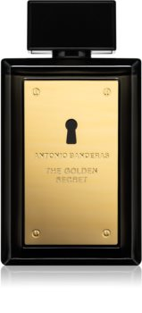 Antonio Banderas The Golden Secret Eau de Toilette Miehille
