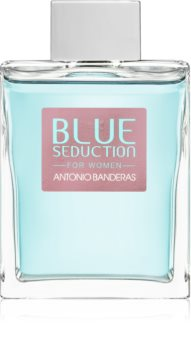 Antonio Banderas Blue Seduction for Her Eau de Toilette für Damen