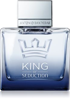 Antonio Banderas King of Seduction Eau de Toilette Miehille