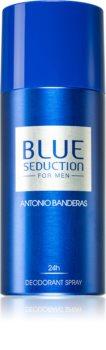 Antonio Banderas Blue Seduction Deodorant Spray for Men
