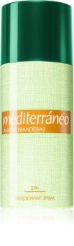 Antonio Banderas Meditteráneo Deodorant Spray für Herren