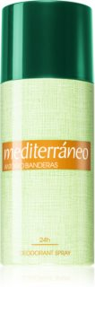 Antonio Banderas Meditteráneo Deodoranttisuihke Miehille