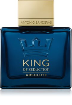 Antonio Banderas King of Seduction Absolute eau de toilette for Men