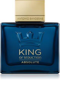 Antonio Banderas King of Seduction Absolute eau de toilette per uomo