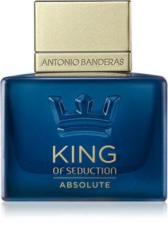 Antonio Banderas King of Seduction Absolute eau de toilette pour homme