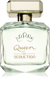 Antonio Banderas Queen of Seduction Eau de Toilette para mulheres