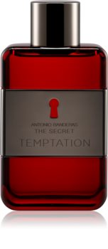 Antonio Banderas The Secret Temptation eau de toilette per uomo