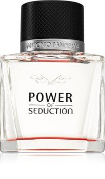 Antonio Banderas Power of Seduction Eau de Toilette für Herren