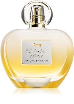 Antonio Banderas Her Golden Secret eau de toilette da donna