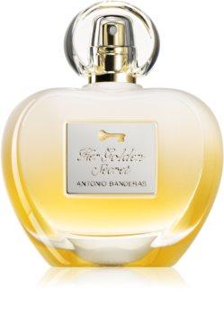 Antonio Banderas Her Golden Secret eau de toilette hölgyeknek