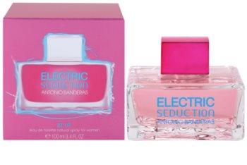 Antonio Banderas Electric Seduction Blue toaletní voda pro ženy