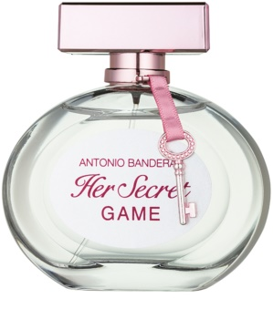 Antonio Banderas Her Secret Game eau de toilette para mujer