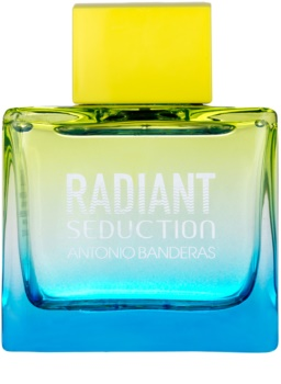 Antonio Banderas Radiant Seduction Blue eau de toilette pour homme