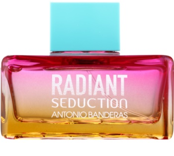 Antonio Banderas Radiant Seduction Blue eau de toilette para mulheres