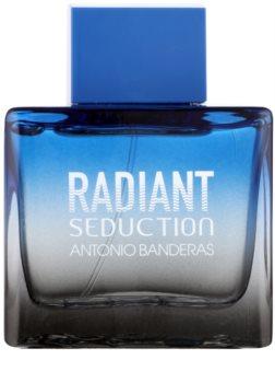 Antonio Banderas Radiant Seduction Black eau de toilette para homens