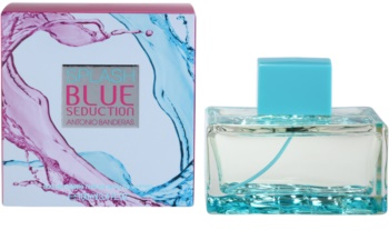 Antonio Banderas Splash Blue Seduction eau de toilette pour femme