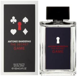 Antonio Banderas The Secret Game eau de toilette pour homme