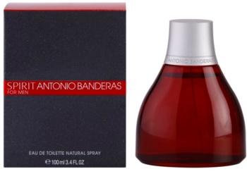 Antonio Banderas Spirit eau de toilette pour homme