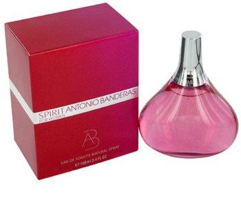 Antonio Banderas Spirit eau de toilette for Women