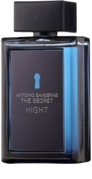 Antonio Banderas The Secret Night eau de toilette uraknak