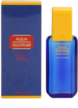 Antonio Puig Aqua Quorum eau de toilette pentru bărbați