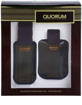 Antonio Puig Quorum darčeková sada I. pre mužov