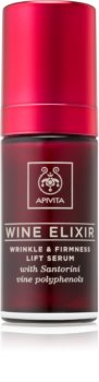 Apivita Wine Elixir Santorini Vine серум против бръчки  със стягащ ефект
