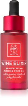 Apivita Wine Elixir Grape Seed Oil Festigendes Gesichtsöl