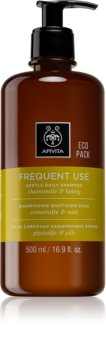 Apivita Chamomile & Honey nježni šampon za svakodnevnu uporabu