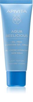 Apivita Aqua Beelicious crema gel pentru hidratare.