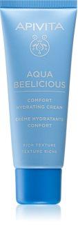 Apivita Aqua Beelicious bohatý hydratační krém