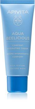 Apivita Aqua Beelicious bohatý hydratačný krém
