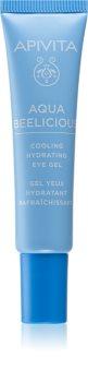 Apivita Aqua Beelicious gel hidratante para contorno de ojos