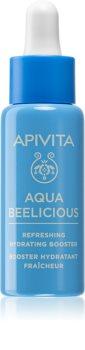 Apivita Aqua Beelicious освежаващ и хидратиращ бустер
