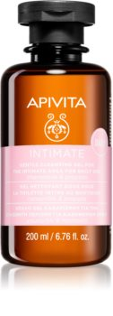 Apivita Intimate Care Chamomile & Propolis Gentle Feminine Wash for Everyday Use