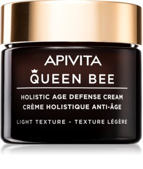 Apivita Queen Bee дневной укрепляющий крем против старения кожи