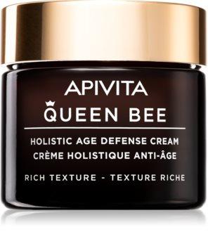 Apivita Queen Bee schützende Tagescreme gegen Hautalterung mit festigender Wirkung