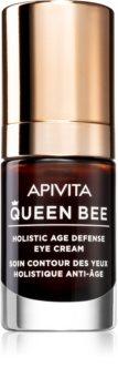 Apivita Queen Bee crema reafirmante para contorno de ojos