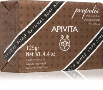Apivita Natural Soap Propolis feste Reinigungsseife