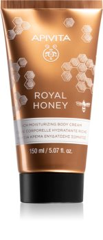 Apivita Royal Honey увлажняющий крем для тела