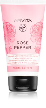 Apivita Rose Pepper krem teksturujący do ciała